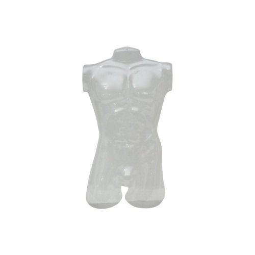 Cabide silhueta collant PVC Masculino